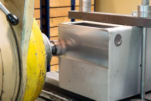 steinert Maschinenbau - Horizontalbohrwerk