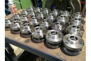steinert Maschinenbau - контрактне виробництво токарних деталей